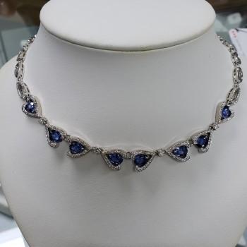 7104   -  Necklace - 18k 44.20gr