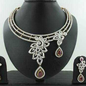 7105   -  Diamond Necklace